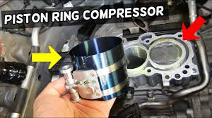 how to compress <b>piston rings</b>. <b>piston ring</b> compressor tool