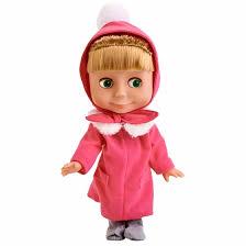 <b>Кукла Карапуз Маша в</b> зимней одежде - купить в Москве: цены в ...