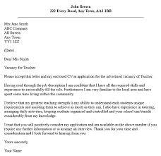 job application letter of teacher   application letter sample for    job application letter of teacher sample cover letter for education teaching job searching application letter for