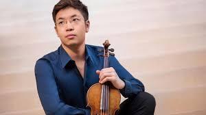 Historic <b>violin</b>, intense virtuoso add <b>fire</b> to BPO concert ...
