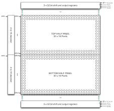 led panel wiring diagram led image wiring diagram rgb led panel driver tutorial on led panel wiring diagram