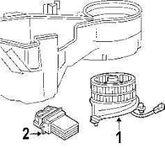 parts com® chrysler pacifica blower motor fan oem parts 2004 chrysler pacifica base v6 3 5 liter gas blower motor fan