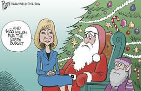 Image result for christmas cheers with mary fallin