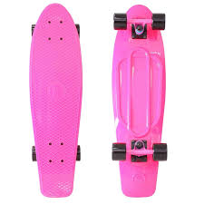 <b>скейт y scoo</b> big fishskateboard metallic 27 black bronzat blue 402h ...
