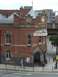 Deansgate railway station