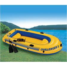 Отзывы о Надувная <b>лодка Intex Challenger 3</b> 68370