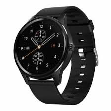 <b>DT55</b> Smart Watch 1.3 Inch Full Touch Round Screen Heart Rate ...
