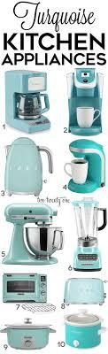 black appliance matte seamless kitchen: love these turquoise kitchen appliances  love these turquoise kitchen appliances
