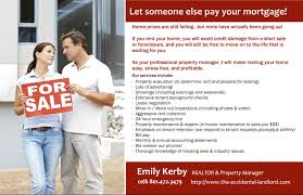 marketing flyers for other realtors thepropertymanager and