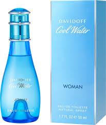 Davidoff <b>Cool Water Woman Туалетная</b> вода 50 мл