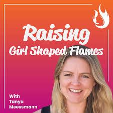 Raising Girl Shaped Flames