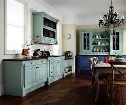 painted kitchen cabinets vintage cream:  kitchen cabinet colors ideas  baytkitchen