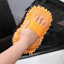 Chenille Cleaning Sponge Block Car Wash Cleaning Car Box Car ...