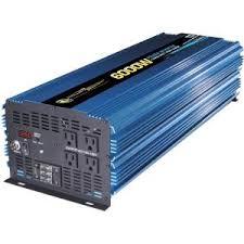 <b>Power</b> Bright 12 Volt DC to AC 6000-Watt <b>Power Inverter</b>-PW6000 ...