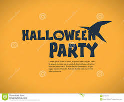 halloween party invitation template holiday stock vector image halloween party invitation template holiday