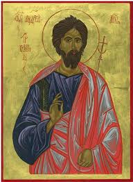 Image result for st andrew the apostle