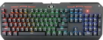 Механическая <b>клавиатура Redragon Varuna</b> RU,<b>RGB</b>, Full Anti ...