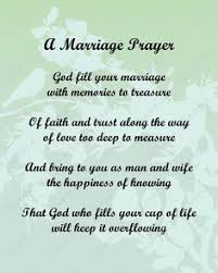 Marriage Poems on Pinterest | Family Trust Quotes, Friend Poems ...
