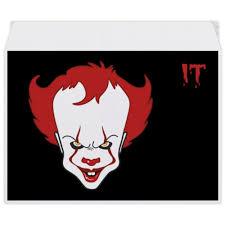 "Конверт средний С5 """"IT"" Танцующий <b>клоун</b>"" #2244186 от Franka ..."