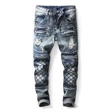 2019 2018 Nostalgia Multi <b>Fake</b> Zippers Hole <b>Spliced</b> New <b>Fashion</b> ...