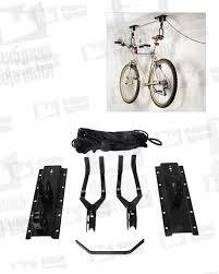 <b>Подъемный механизм</b> для потолочного <b>хранения</b> велосипеда