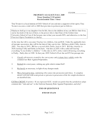 subleases prior written consent property law exam the document