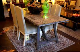 table dark wooden extension view