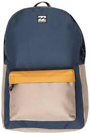 "<b>Рюкзак Billabong</b> ""<b>All Day</b> Pack"", цвет: темно-синий, бежевый ..."