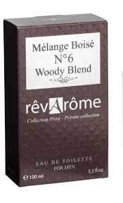 RevArome Melange Boise №6 Woody <b>Blend Туалетная вода</b> 100 мл