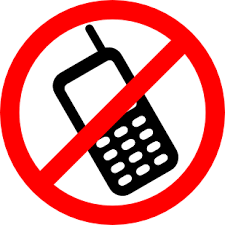 Image result for no cell phone in class
