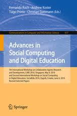 <b>Advances in Social Computing</b> and Digital Education - 7th ...