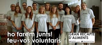 Resultat d'imatges de gran recapte voluntari