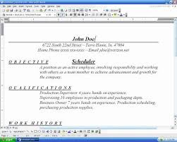 organize resumeresume example