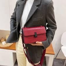2019 Winter New Women's Bags <b>Casual</b> Fashion Shoulder ...