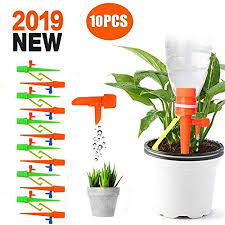 <b>Automatic</b> Drip Stakes System for Indoor & Outdoor Plants 3 15 Pcs ...