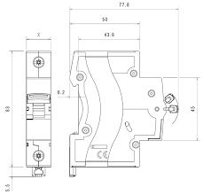 Модульные <b>автоматические выключатели RX3</b> 4500 A, до 63 A