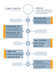 how to create a polished infographic resume infographic source venngage