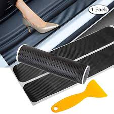 <b>4Pcs Car</b> Handle Stickers WRC Rally Racing Stripe <b>Car Door</b> ...