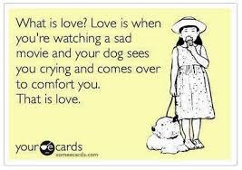 Τι είναι αγάπη...