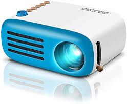 GooDee <b>Mini</b> Projector, <b>LED Portable</b> Projector Pocket Pico ...