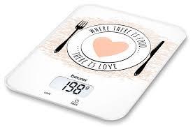 Купить <b>Весы</b> кухонные <b>BEURER KS19 Love</b>, рисунок в интернет ...