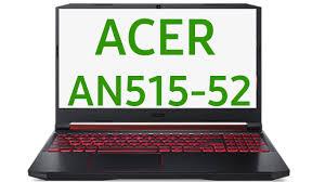 Ноутбук <b>Acer Nitro 5 AN515</b>-<b>52</b> - YouTube