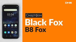 Распаковка <b>смартфона Black Fox B8</b> Fox / Unboxing Black Fox B8 ...