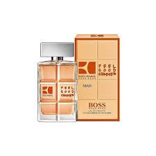 <b>Hugo Boss Orange</b> Man <b>Feel</b> Good Summer Men's Aftershave ...
