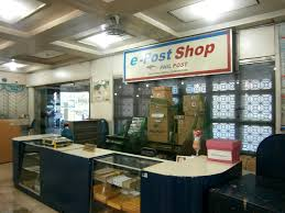 e post shop in makati central post office where boxes and packets are beong bayswater post office