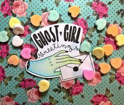 <b>Ghost Girl</b> Greetings