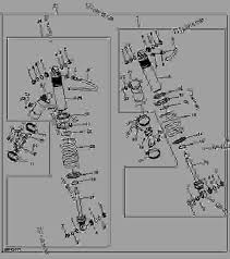 john deere gator i parts diagram john image shock absorber kit optional utility vehicle john deere 825i on john deere gator 825i parts diagram