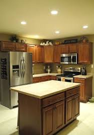 kitchen ceiling lighting design. kitchen furniture recessed lighting with bright colors also design island for luxurious installation of ceiling
