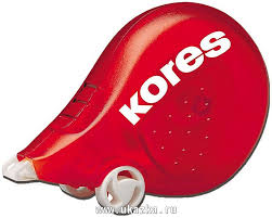 """<b>Kores Корректирующая</b> лента 4,2 мм """"<b>Kores</b>. Скутер"""""""