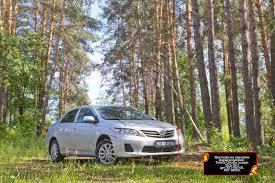 <b>Накладки на передние фары</b> (реснички) для Toyota Corolla (седан)
